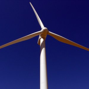 Qazvin Wind Farm Output Increases