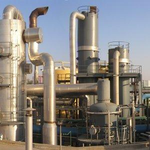 Iran Sees Prospect for Petrochemical Plants in Caspian Region