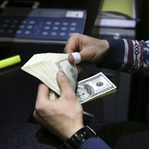 Currently, Iran has two exchange rates, with market rates depending on where you are shopping.
