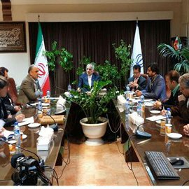 $320m IDB Loan for  Iran Project