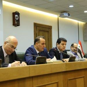 Iran, Syria to Strengthen Banking Ties