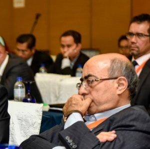 CBI Vice Governor Akbar Komijani was a keynote speaker at the event.