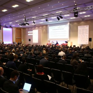 High-Level Delegation for Euromoney Confab