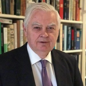 Lord Lamont, UK's trade envoy to Iran