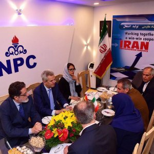 The meeting with Spanish officials took place on the sidelines of the 22nd edition of the Iran Oil Show.