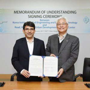Iran, S. Korea Boost Research Cooperation