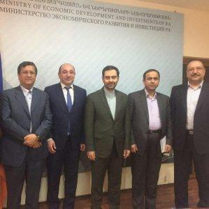 Iran, Armenia to Expand Insurance Cooperation