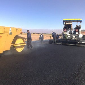 Iran's asphalt production exceeds domestic demand by more than 115 million tons.