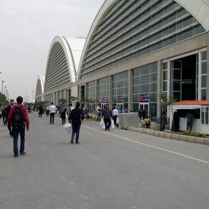 The 30th Tehran International Book Fair opened at the new Shahr-e-Aftab (Sun City) complex in south Tehran on May 3 and will run through May 13.