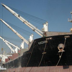 Shaheed Rajaee Port Throughput Up 5%