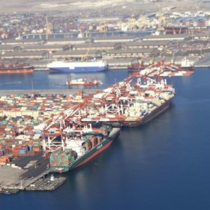 Shahid Rajaei Port Activities Up 35%