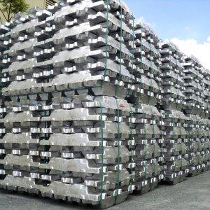 Jahangiri Inaugurates Kaveh Aluminum Company