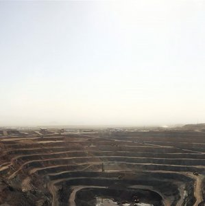 Chadormalu Mining and Industrial Company is one of the Middle East's largest iron ore concentrate producers.