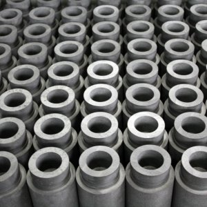 Graphite electrode is an indispensable material used in electric arc furnace steelmaking.