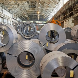 Hot-rolled coil had the lion's share of finished steel consumption, as it reached  6 million tons, up 7% YOY.