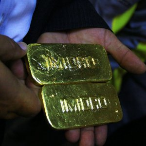 Mouteh Gold Output Up 54%