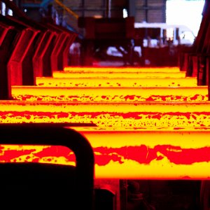 Khouzestan Steel Company was the biggest exporter, as it shipped 293,262 tons of slab, bloom and billet, up 120% YOY.