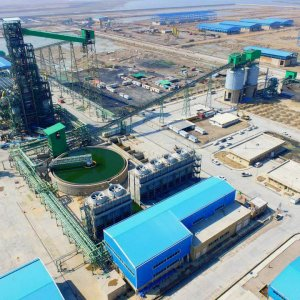 New DRI Plant in Khuzestan