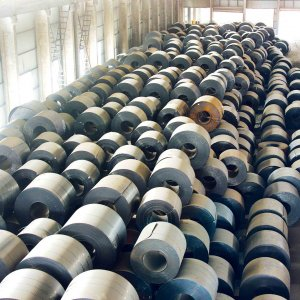 Steel Exports Up 83%