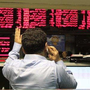 Stocks Tumble Over Tehran Terrorist Attacks