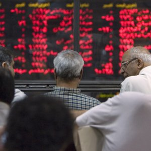 All TSE Indices Down in Sunday Trading
