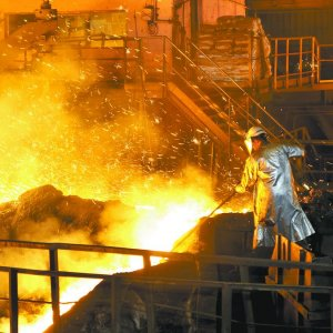 WSA Reports on Jan.-July Production:  Iran Steel Output Up 14%