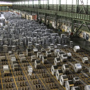 Iran produced more than 10 million tons of flat steel products in the last fiscal year (March 2016-17).