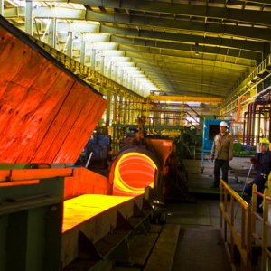 Established in 1980 in Yazd Province, Yazd Rolling Mill now has a combined rolling capacity of 1.1 million tons of long products per year.