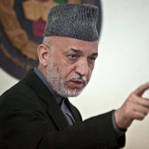 Afghan Ex-President Slams MOAB Bomb Strike by US