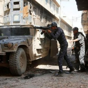 New Iraqi Push Toward Old City in Mosul