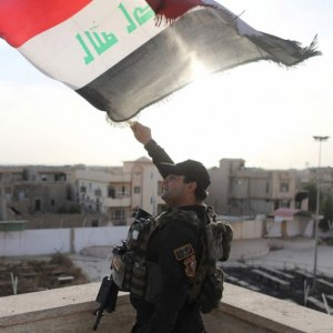 Iraqi Forces Targeting West Mosul