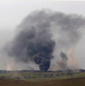 Iraqi Forces Advance in Northwest Mosul