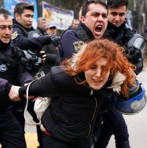 Turkey Referendum in April