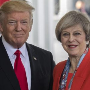 One Million Britons Oppose Trump Visit