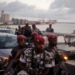 Mutiny in Ivory Coast