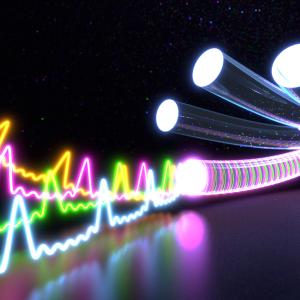 Fiber Optic Network Sees 19% Growth