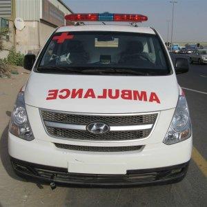 Ambulance Contract