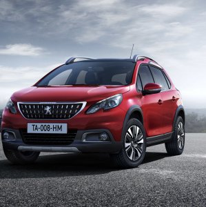 Peugeot's New Crossover Could Cost $24,000