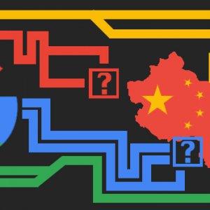 Google, Tencent Agree to Share Patents Amid China Push