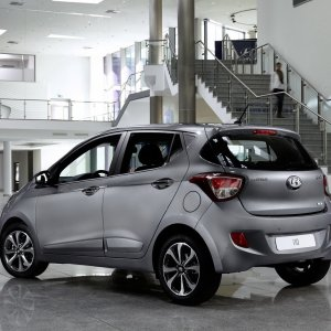 The Hyundai i10 has scored four stars in the latest quality ranking.