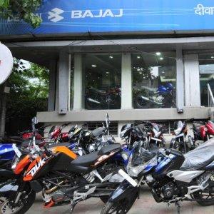 India's Bajaj Profits Up Despite Weak Iran, Africa Sales