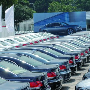 German, Italian Car Sales Up in March