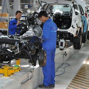 Kazakh Car Production Dips