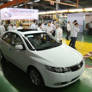 During the eight months to Nov. 21, the company assembled 17,406 units of the South Korean model.