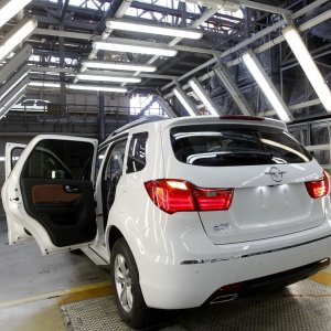 During the first seven months of the current fiscal that started in March, the production of Chinese cars in Iran registered 45% Y/Y increase.
