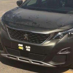 Peugeot 3008 Arrives