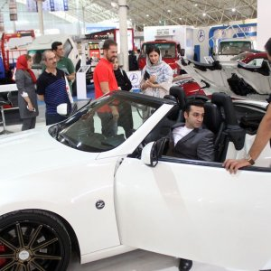 More than 300 firms are present in  the annual auto event.
