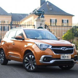 Chery's Local Branch  to Produce Tiggo 5X