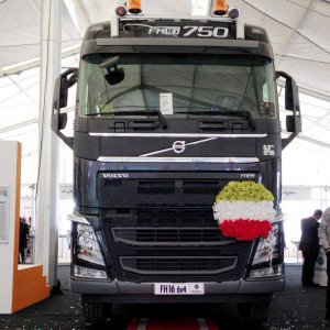 Volvo FH16 to Enter Iran Market