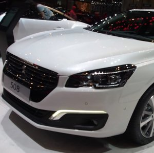 Iran JV to Launch Peugeot 508
